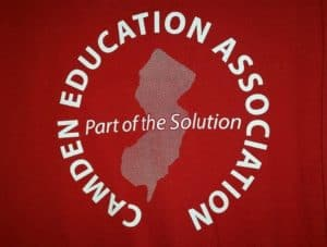 Welcome to Camden Education Association