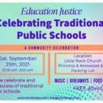 Celebrating Public Schools